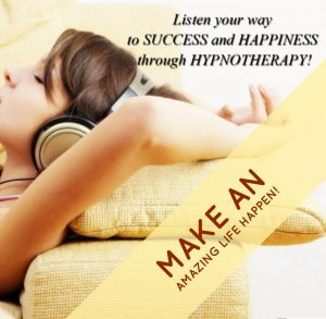 Listen and make an amazing life happen