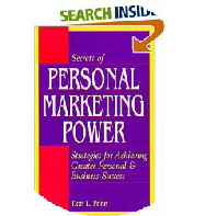 Secrets of Personal Marketing Power by Don L Price