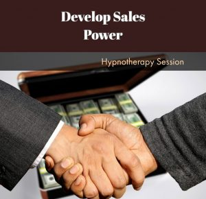 Develop sales power through hypnosis download $24,95