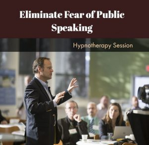 Eliminate Fear of Public Speaking Through Hypnosis download $24,95