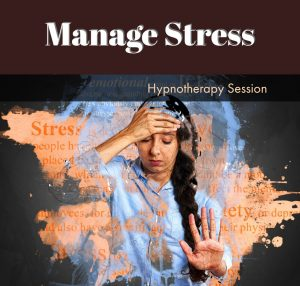 Manage stress through hypnosis download $24,95