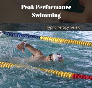 Peak Performance Swimming Hypnosis Session