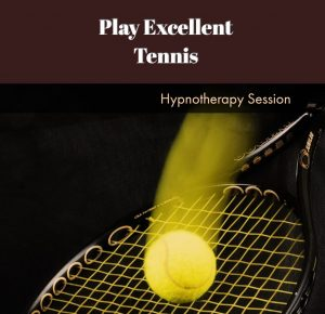 Play Excellent Tennis