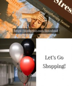 Let's Go Shopping Now For Hypnosis Session Mp3