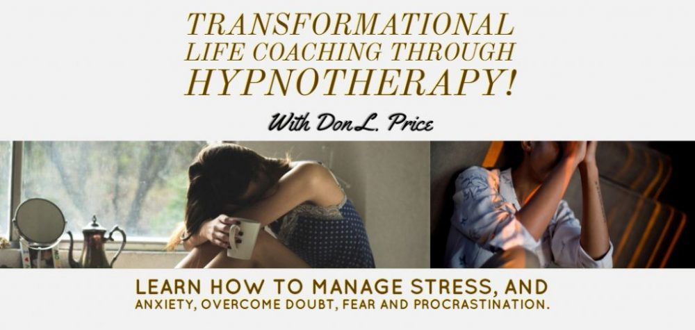 Manage Stress and Anxiety Through Hypnotherapy