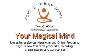 Your Magical Mind Hypnosis Newsletter and FREE Programs