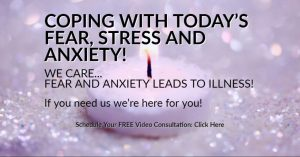 Coping with Stress, Fear, and Anxiety