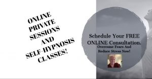 Online Private Sessions and Self-Hypnosis Classes