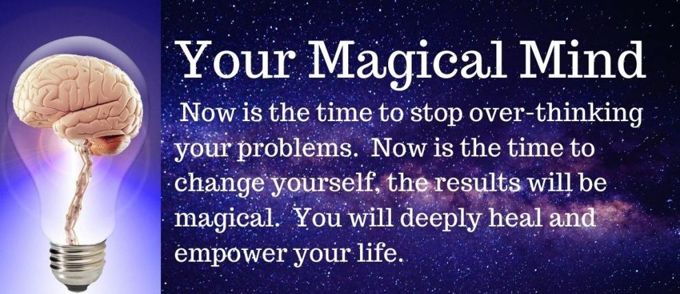 Hypnotherapy and Your Magical Mind