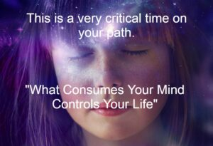 Repetition consumed in your mind controls your life